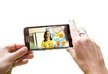 Zahlen, Daten & Fakten zur Sportjugend NRW: Fotografieren mit Smartphone