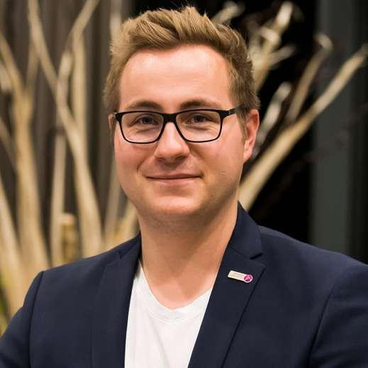 Julian Lagemann, stellv. Vorsitzender der Sportjugend NRW