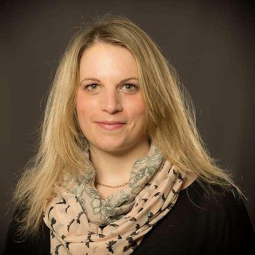Lisa Druba, stellv. Vorsitzende der Sportjugend NRW