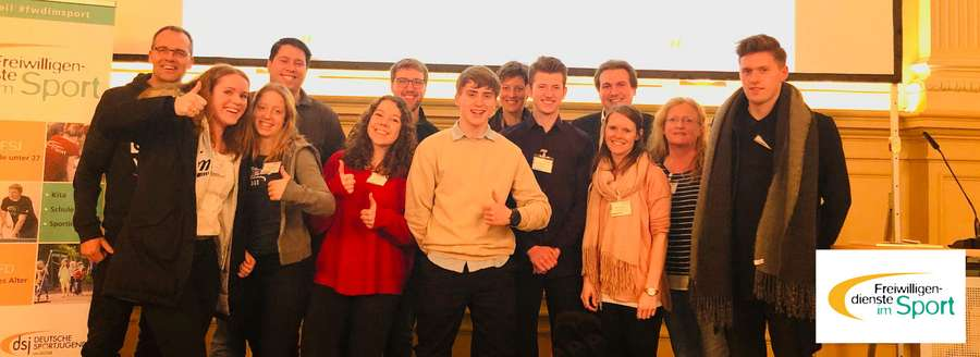 NRW-Delegation beim FDS-Forum in Leipzig