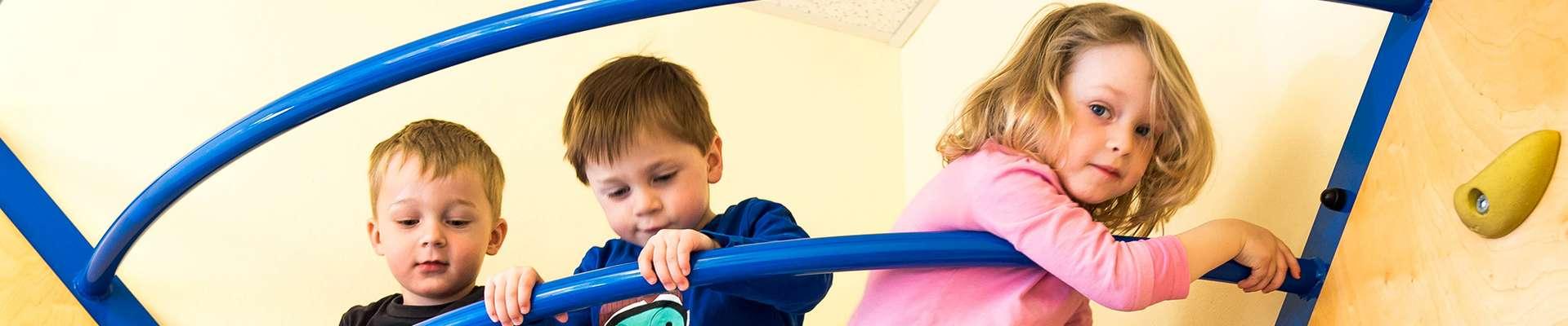 Headerbild Anerkannter Bewegungskindergarten: Spielgruppe Kinder