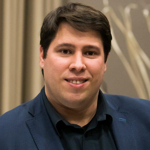Daniel Skakavac, Mitglied des Jugendvorstandes der Sportjugend NRW