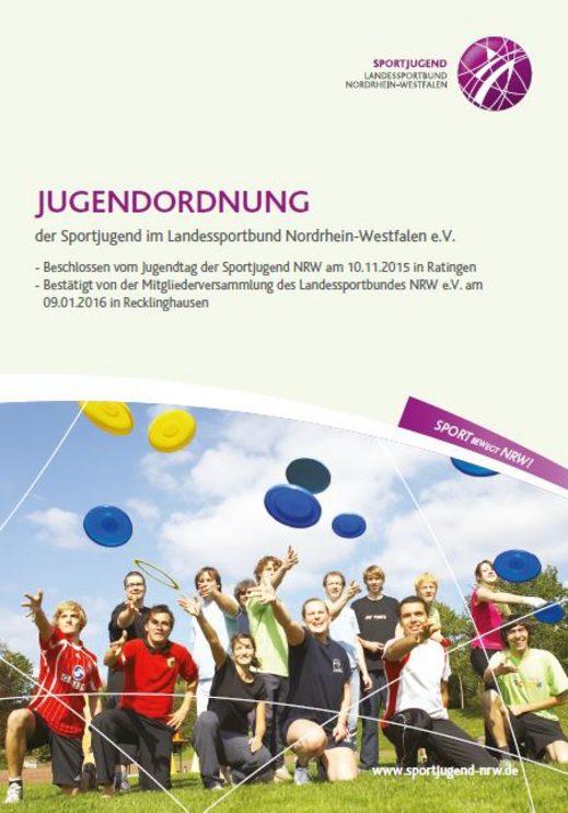 Cover Jugendordnung
