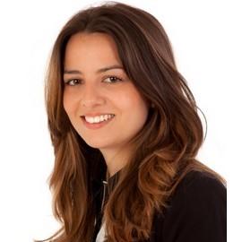 Fabienne Caiazza, Projektkoordinatorin Jugendcamp Ruhr Games