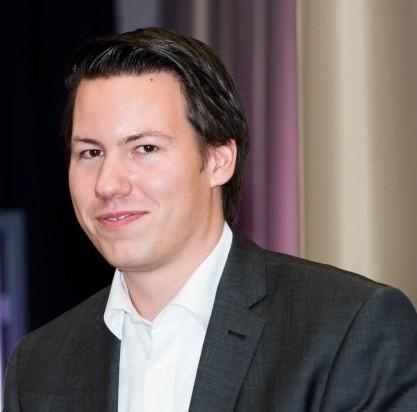 Volker Nebgen, Mitglied des Jugendvorstandes der Sportjugend NRW